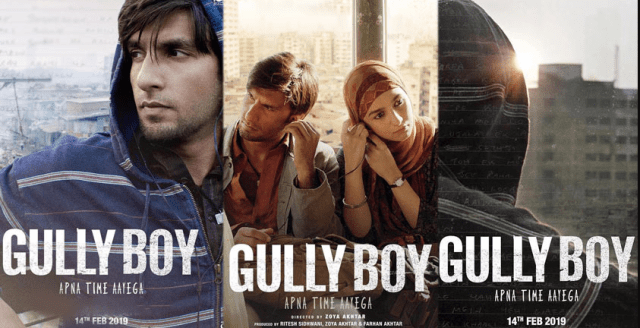 Ranveer and Alia starrer Gullyboy trailer out finally 1