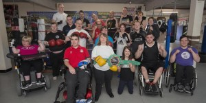Seconds Out, Round 2 for Disabled Boxing Skills Sessions | Scrappers Gym