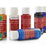 Craft Smart Acrylic Paints