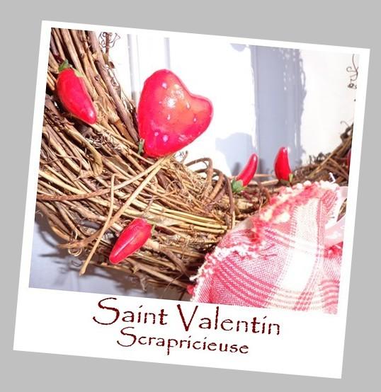 Saint Valentin La Couture De Scrapricieuse