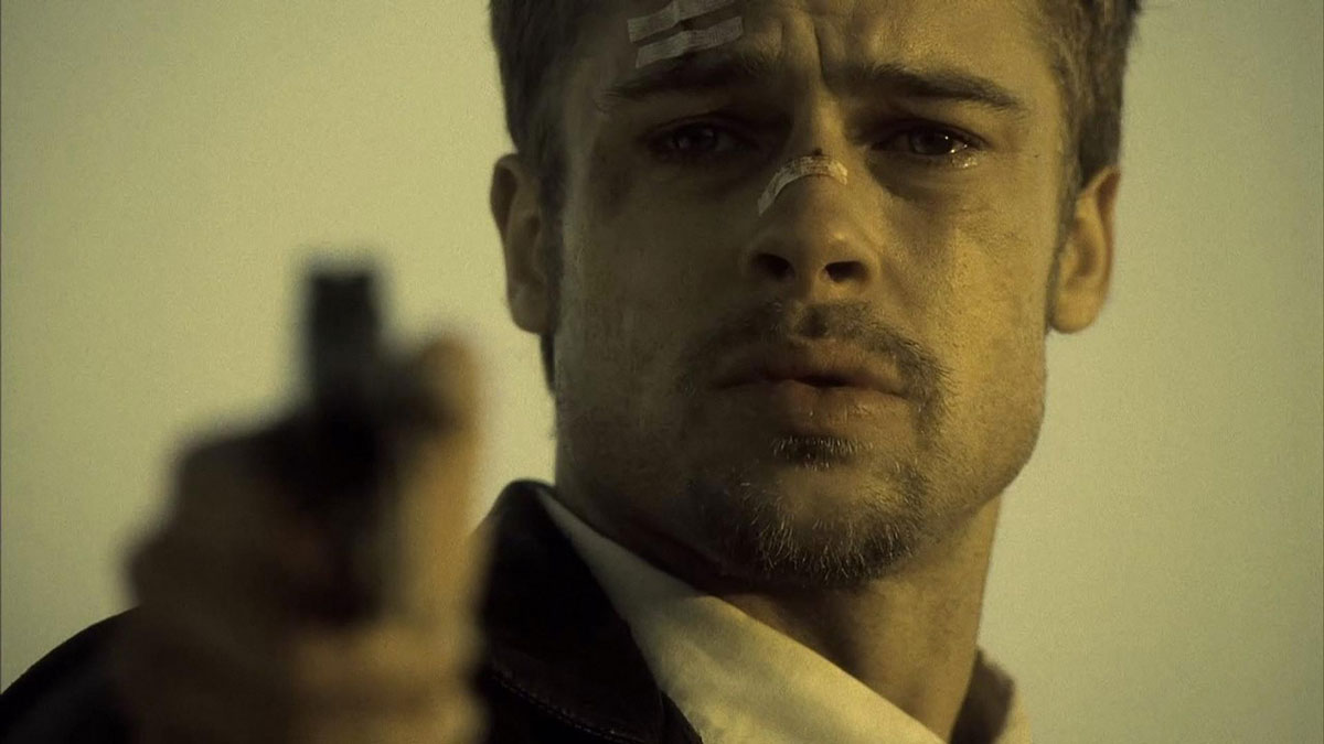 """SE7EN (1995): """"WHAT'S IN THE BOX?"""" - Scraps from the loft"""