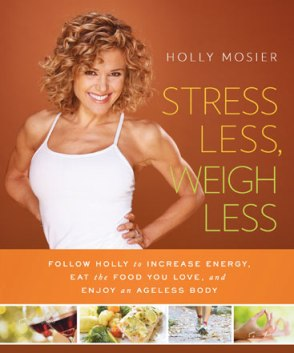 Stress Less Weigh Less Book Cover