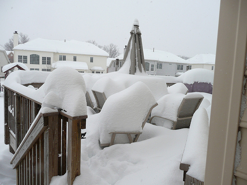 Snowmageddon in DC part 2