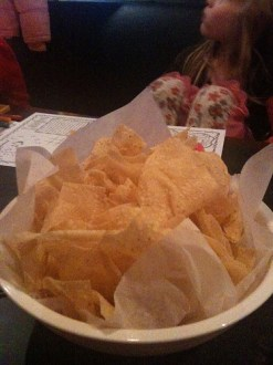 Mexican Chips & Dip
