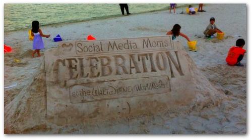 DisneySMMoms Beach Party