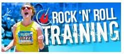Rock n Roll Half Marathon Training