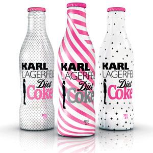 Diet Coke Karl Lagerfeld