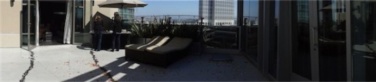 Sony Moms Rooftop Spa