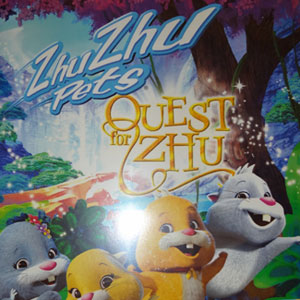 Quest For Zhu