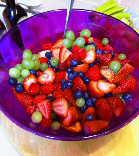 splenda fruit salad