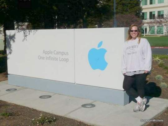 Apple headquarters in Silicon Valley