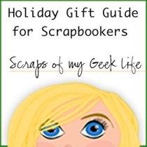 Scrapbooker Tech gift Guide
