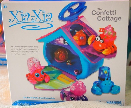 Xia-Xia Pets Confetti Cottage