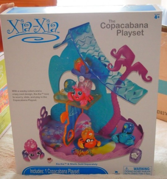 Xia-Xia Pets Copacabana PlaySet