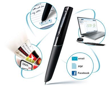 echo livescribe pen
