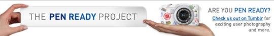pen ready project - olympus digital pen