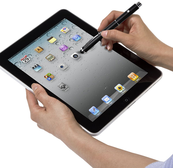 targus 3-in-1 stylus ipad