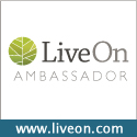 LiveOn Ambassador Badge