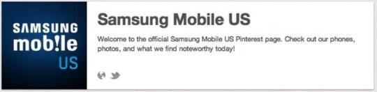 samsung mobile us tech brands on pinterest