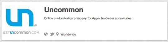 uncommon tech companies on pinterest