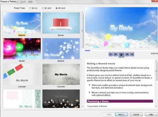 movieplus pick a theme
