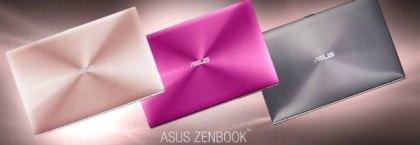 ASUS Zenbook 3 colors
