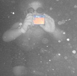 sony cyber-shot tx20 underwater