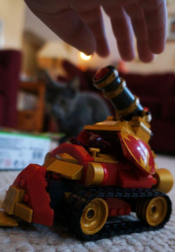 Playing-with-mega-bloks-skylanders-toys