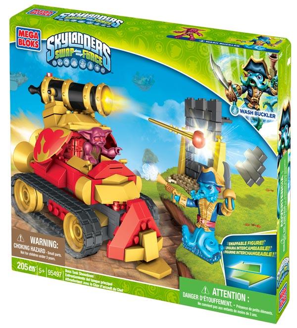 Mega Blok Skylanders box Giveaway