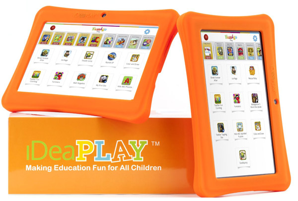 ideaplay tablet tech toys