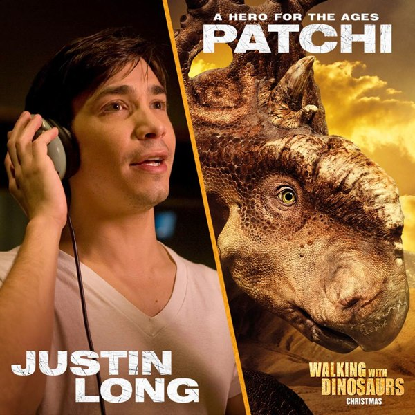 patchi, walking with dinosaurs