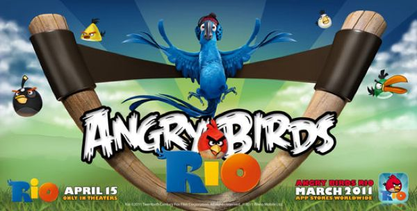 Angry Birds Rio Movie