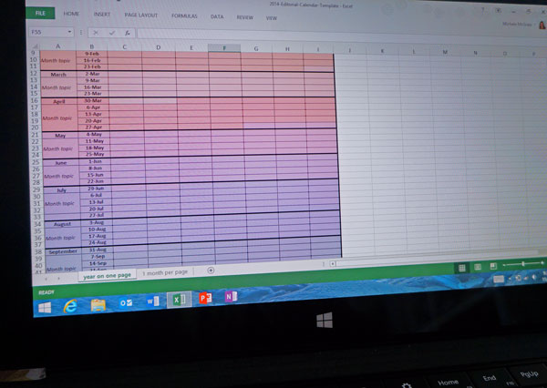 Office 365 on Windows 8 device