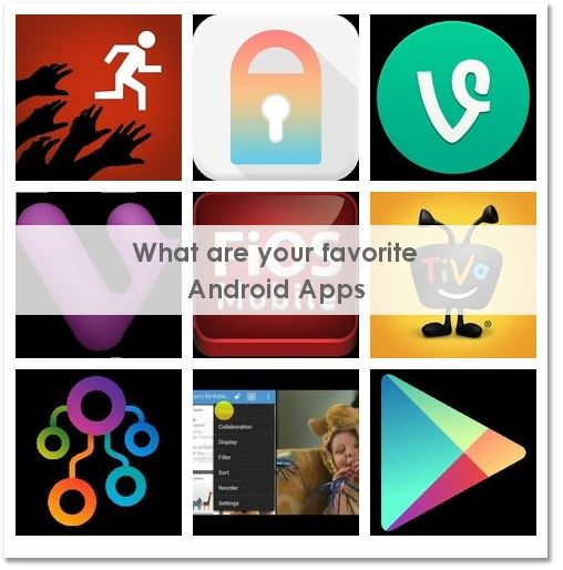featured favorite android apps