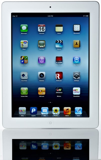 ipad 3 best tech for traveling