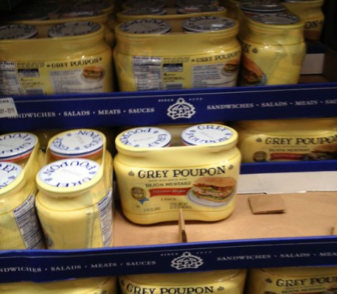 grey poupon from costco