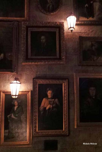 Harry Potter ride the line experience