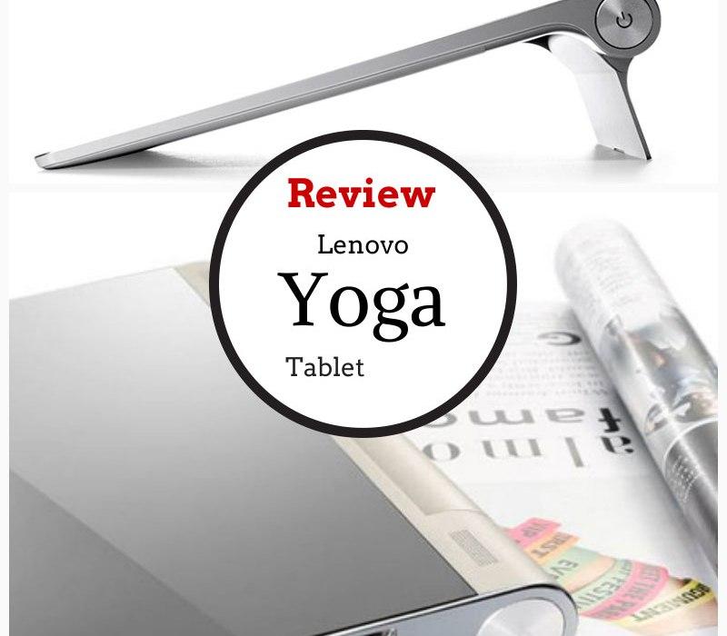Lenovo Yoga Tablet #BetterWay