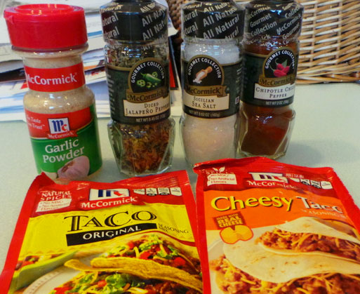 McCormick Taco Night Recipes