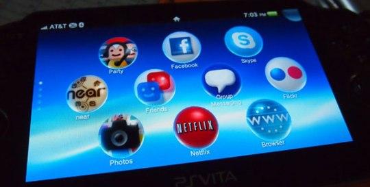 PS Vita fun