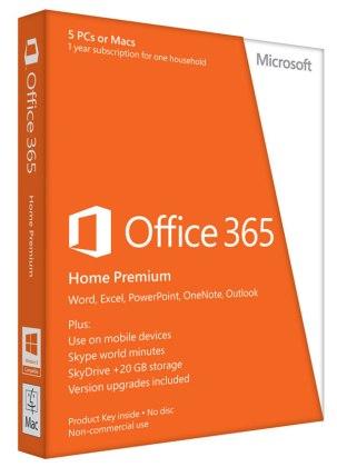 office 365 home premium edition