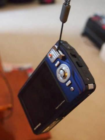 Olympus waterproof camera shockproof, dustproof, freezeproof