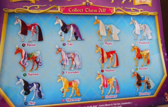 12 pony royale collection