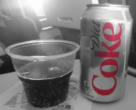 diet coke 30 sec birthday party