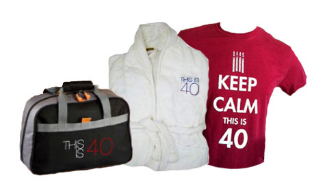 this is 40 giveaway prize pack
