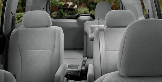 toyota highlander seats