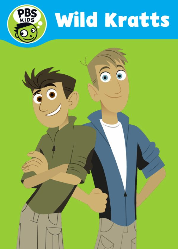 Wild Kratts on Netflix