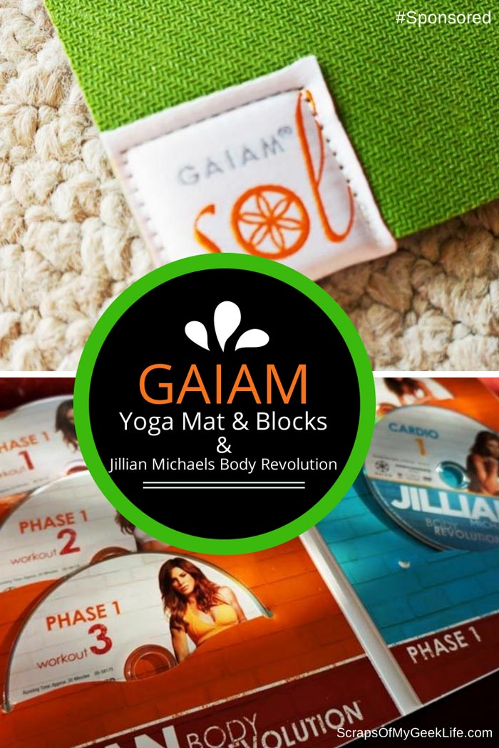 Gaiam workouts