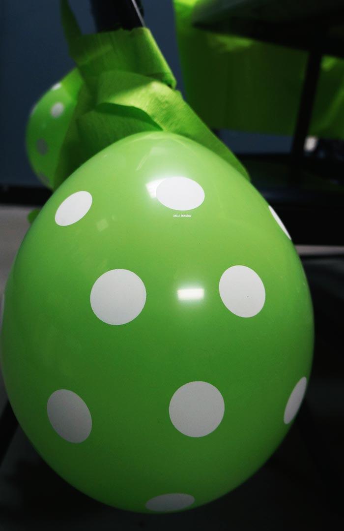 Minecraft balloons