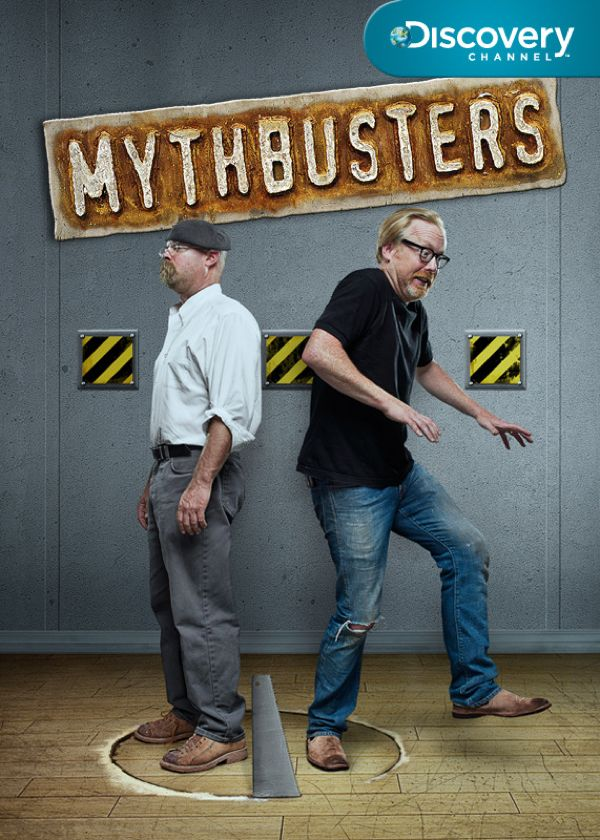 Mythbusters show